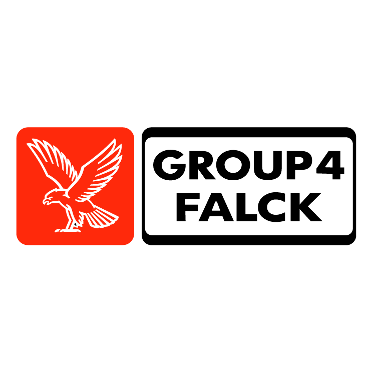 free vector Group 4 falck