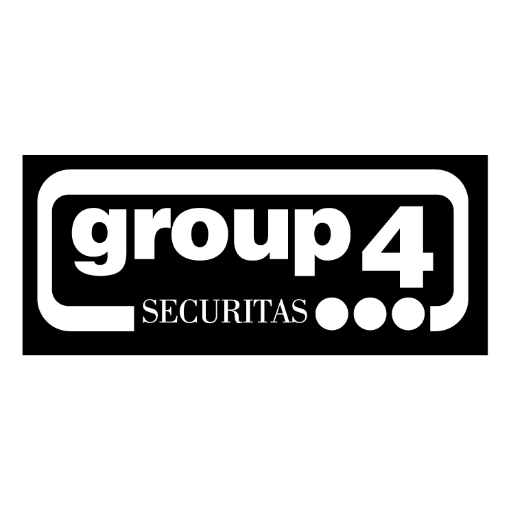 free vector Group 4 securitas