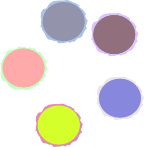 free vector Group Heterogeneity clip art