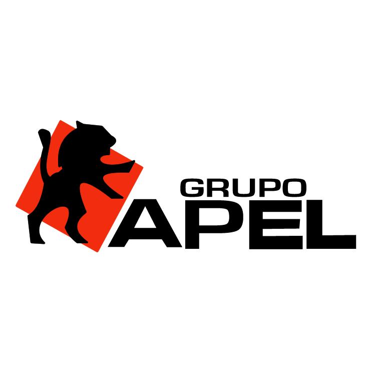 free vector Grupo apel