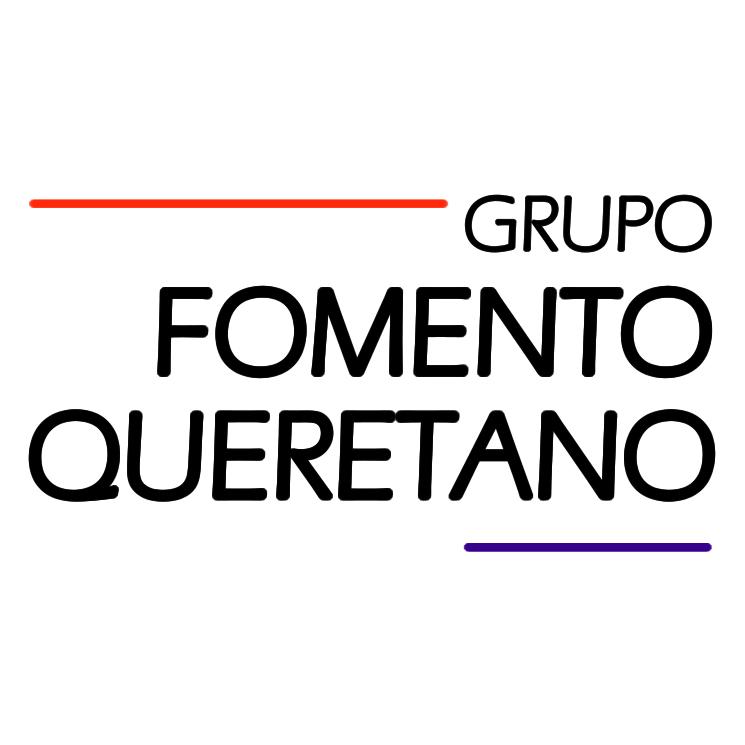 free vector Grupo fomento queretano