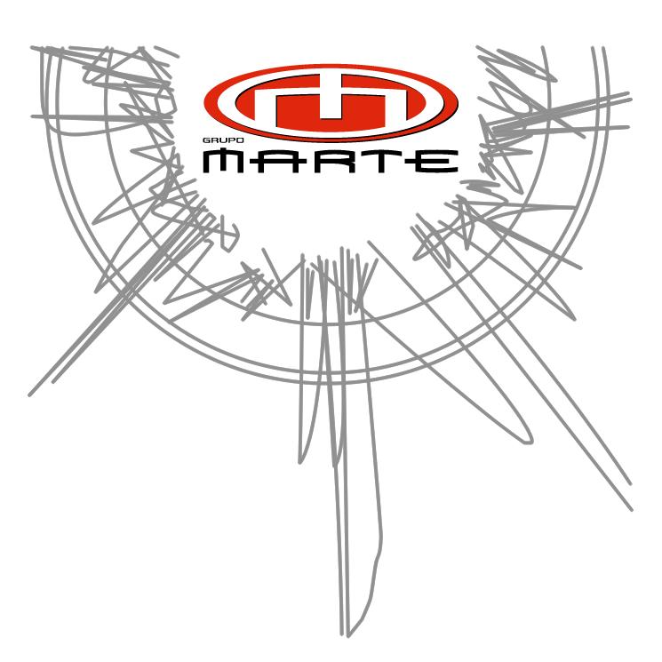 free vector Grupo marte
