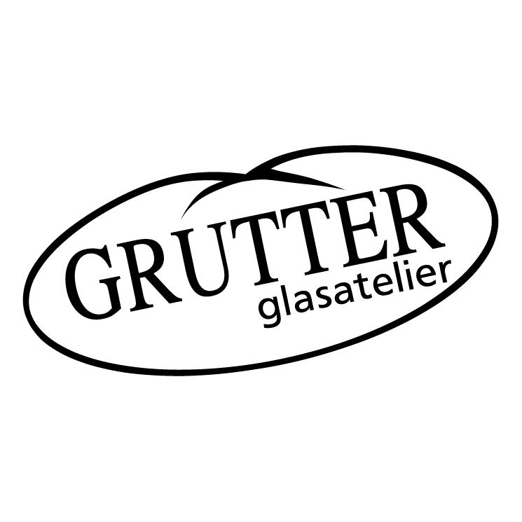 free vector Grutter glasatelier