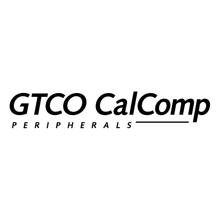 free vector Gtco calcomp