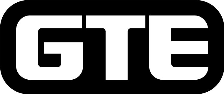 free vector GTE logo