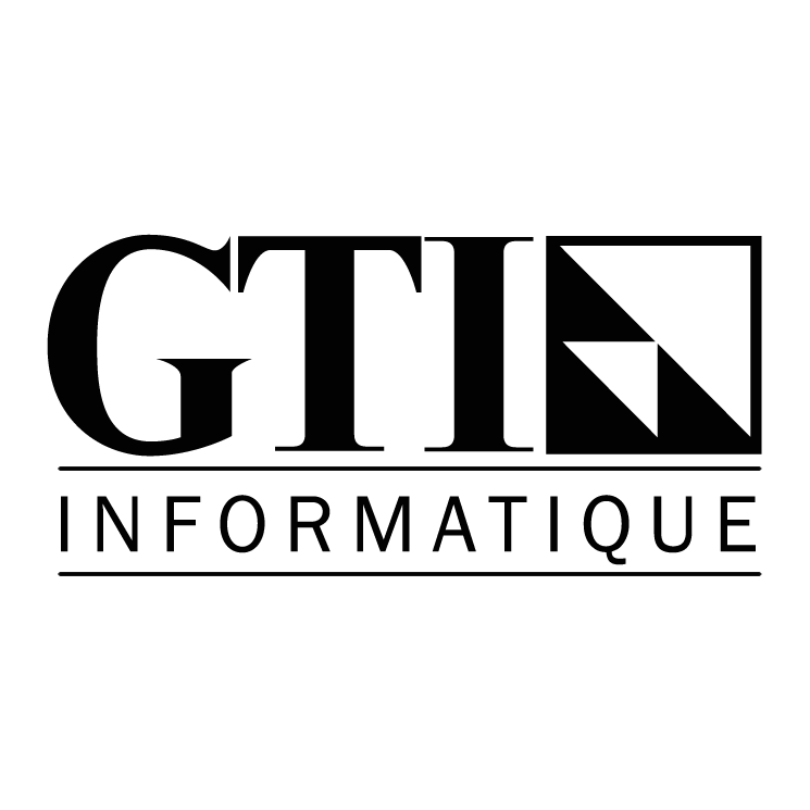 free vector Gti informatique