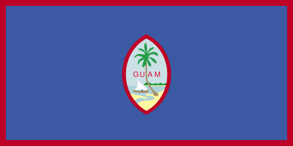 free vector Guam clip art