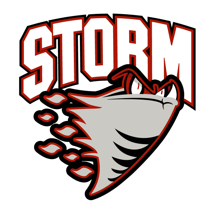 free vector Guelph storm