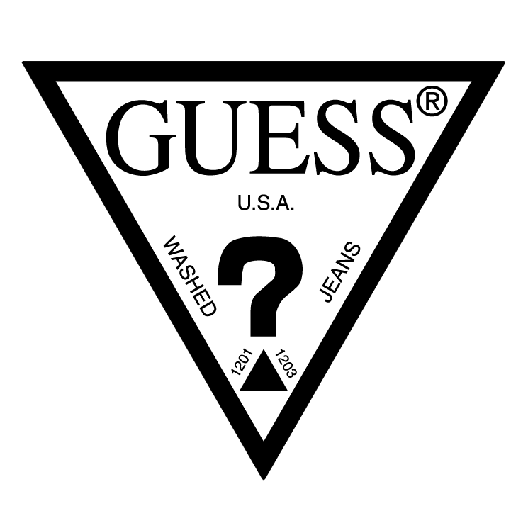 free vector Guess jeans 0
