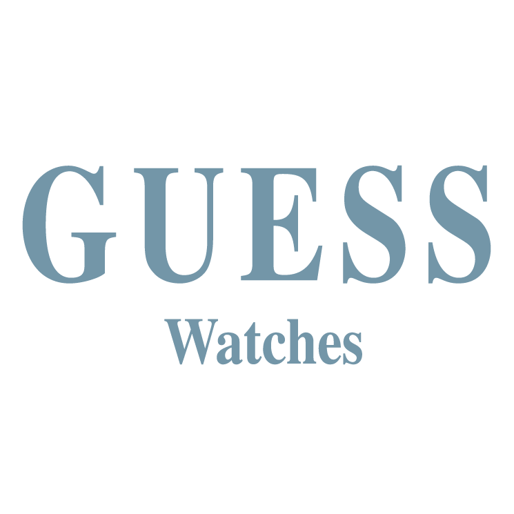 free vector Guess watches