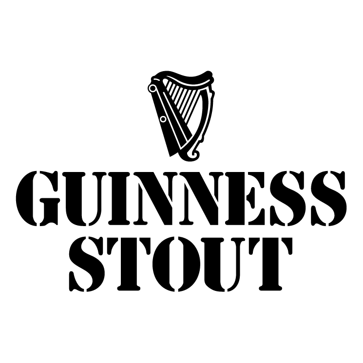 free vector Guiness stout