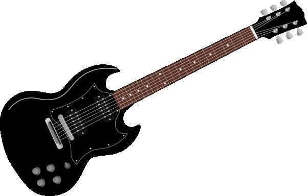 guitar clip art free vector 4vector rh 4vector com electric guitar clip art images electric guitar clipart images