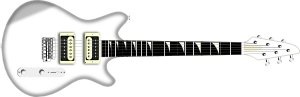 free vector Guitar clip art