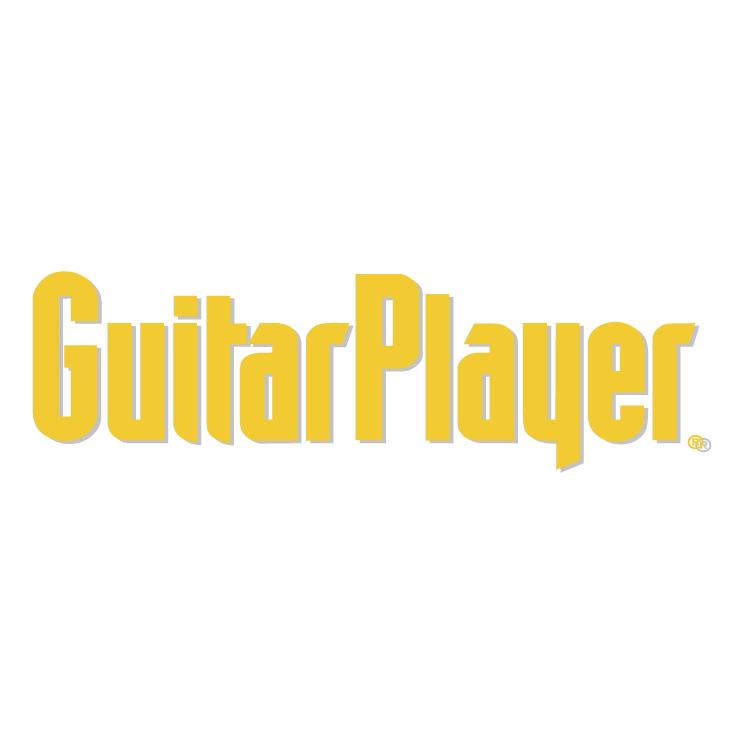 free vector Guitar player