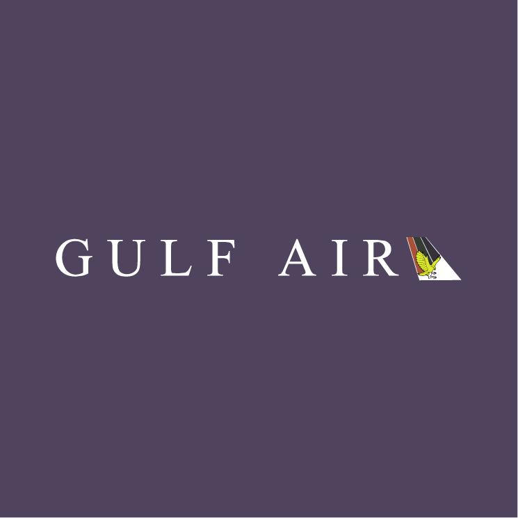 free vector Gulf air