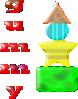 free vector Gummy clip art