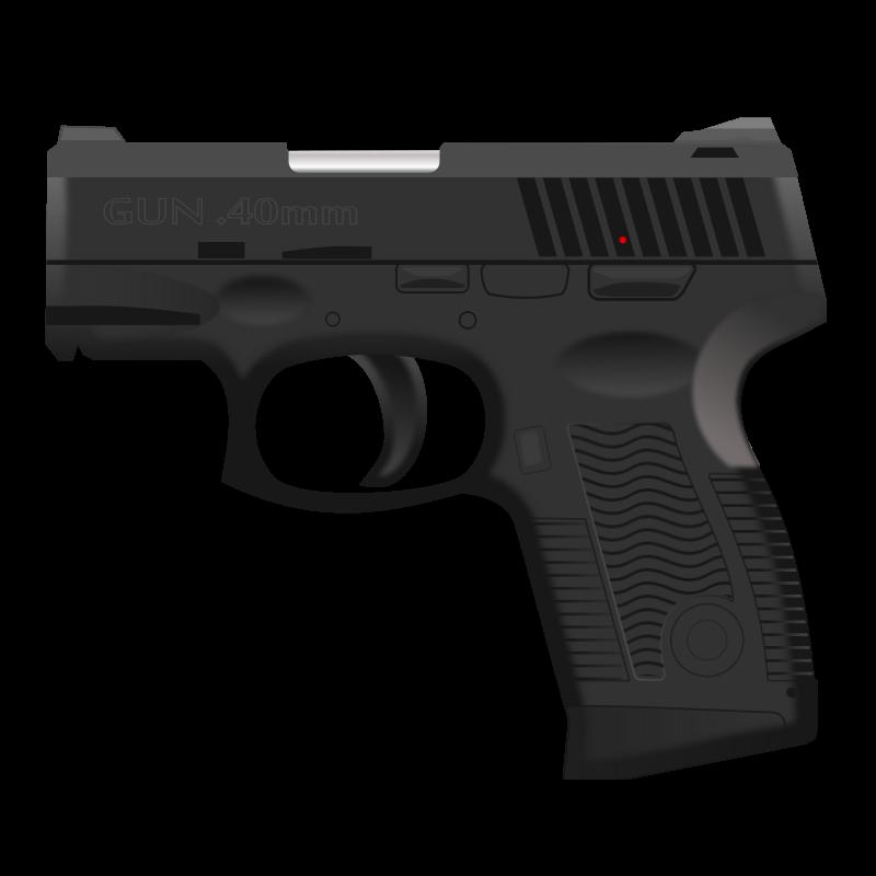 free vector Gun .40