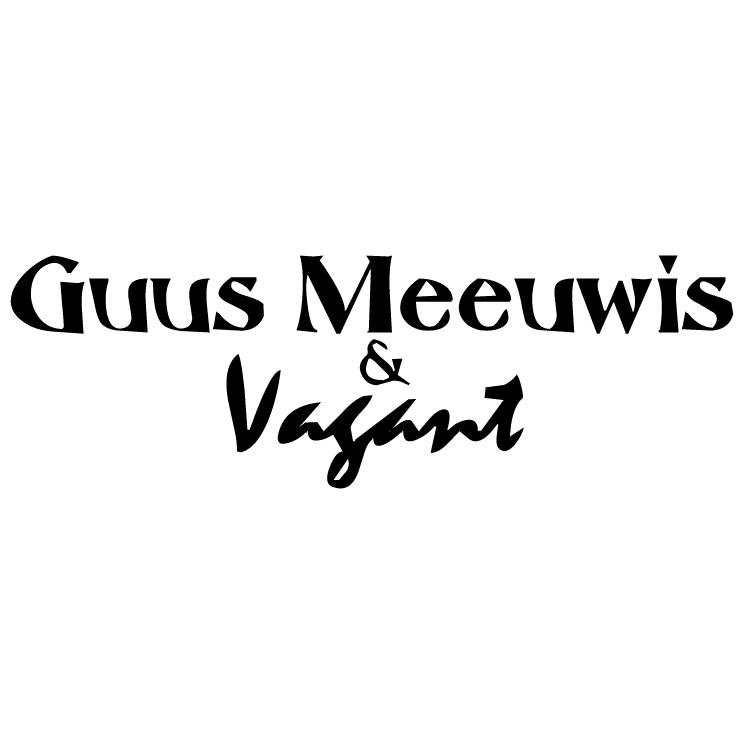 free vector Guus meeuwis vagant