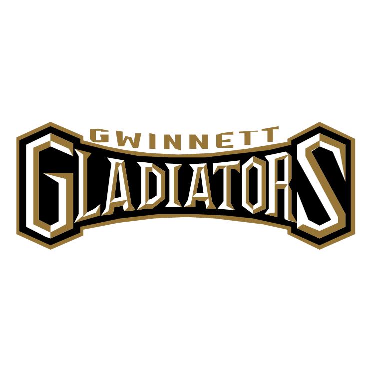 free vector Gwinnett gladiators 2