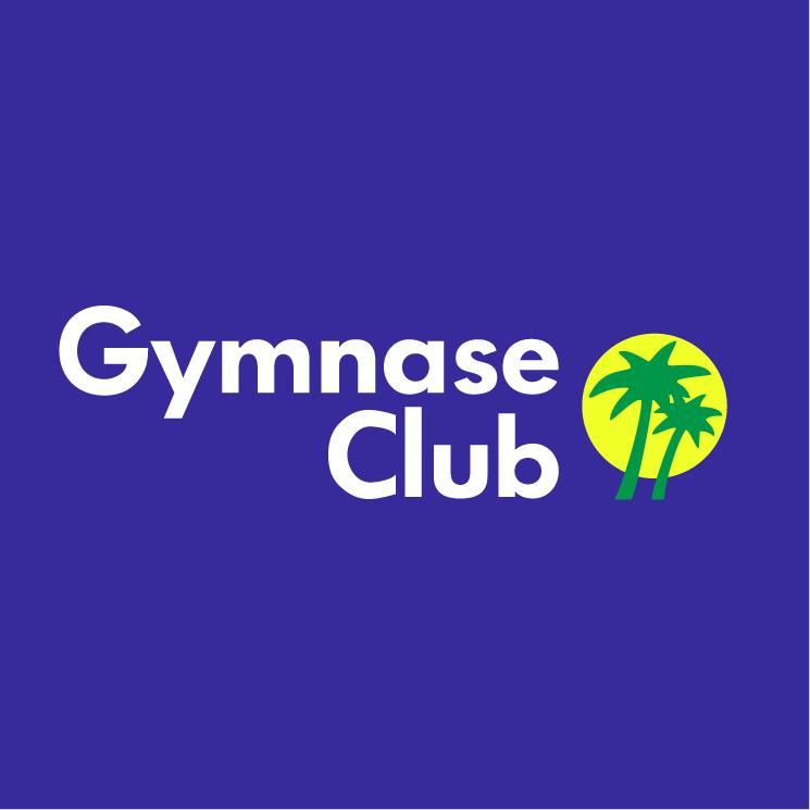 free vector Gymnase club