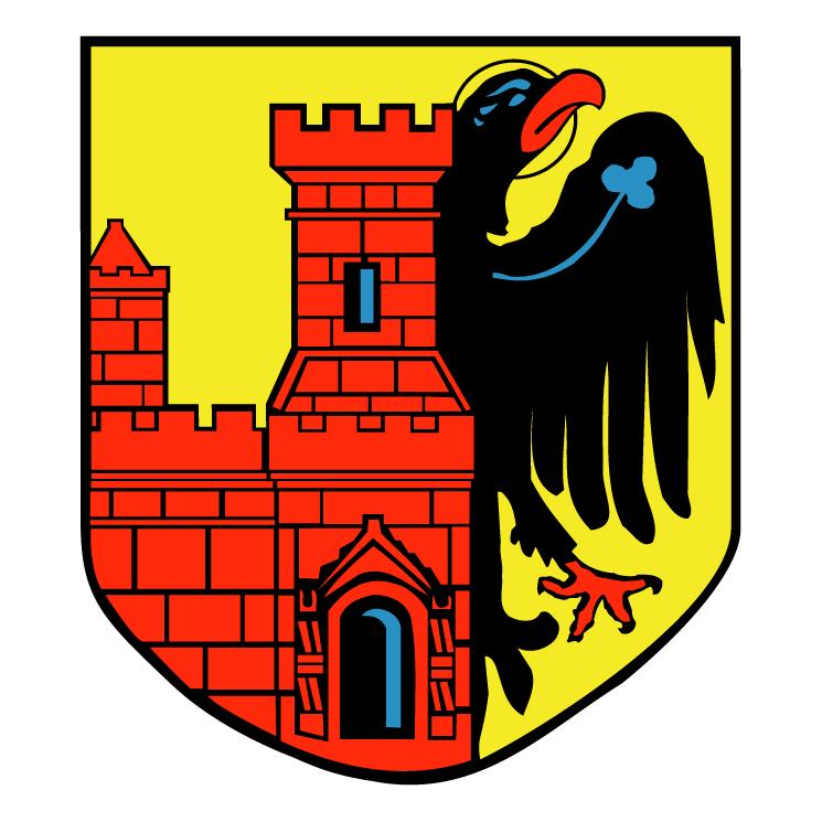 free vector Haapsalu coat of arms