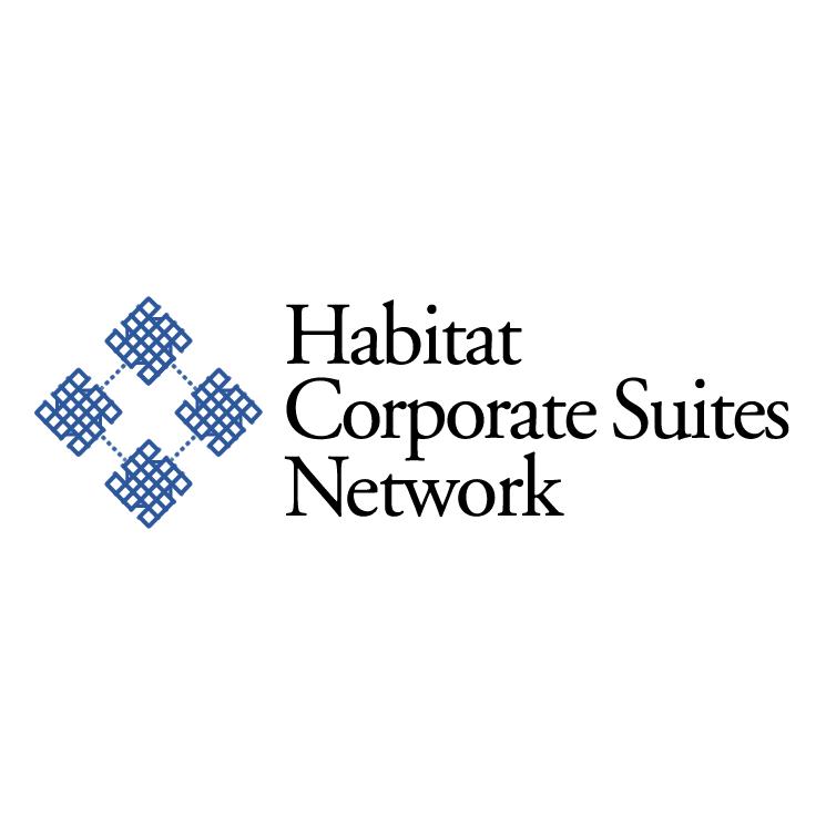 free vector Habitat corporate suites network