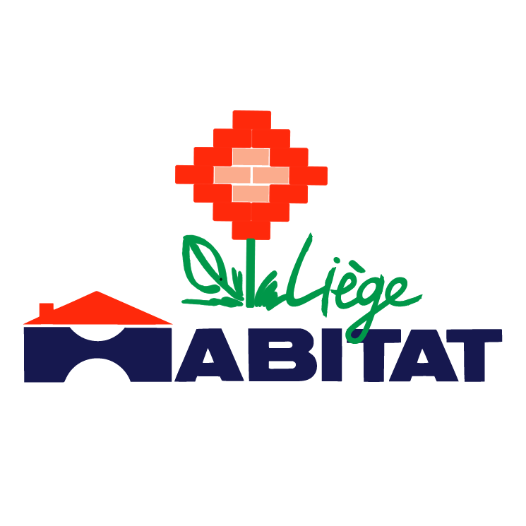 free vector Habitat liege