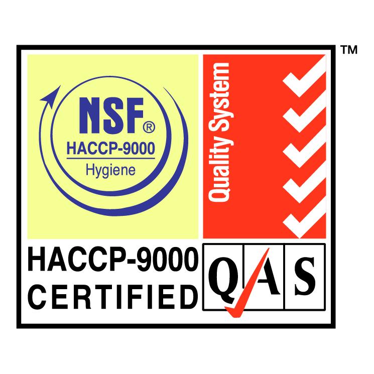 free vector Haccp 9000