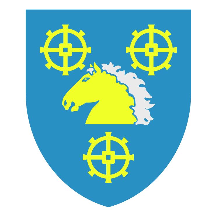 free vector Hadsten kommune