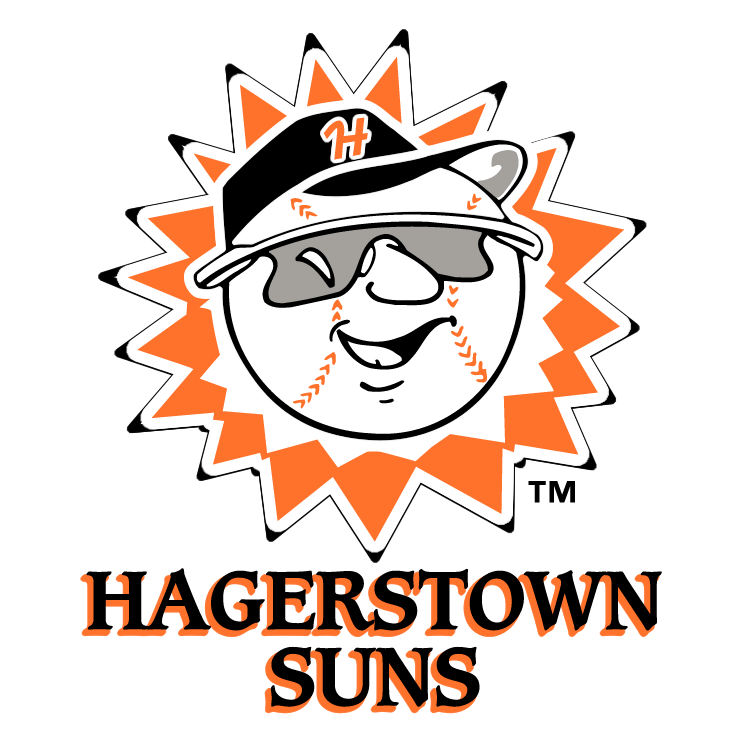 free vector Hagerstown suns 0