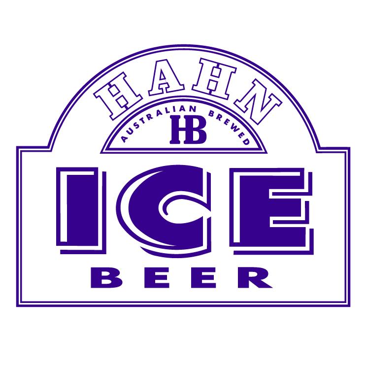 free vector Hahn ice