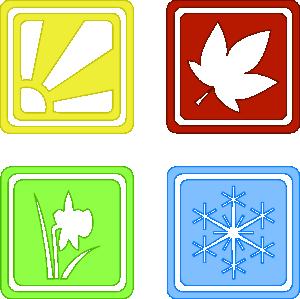 free vector Hairymnstr Seasons clip art