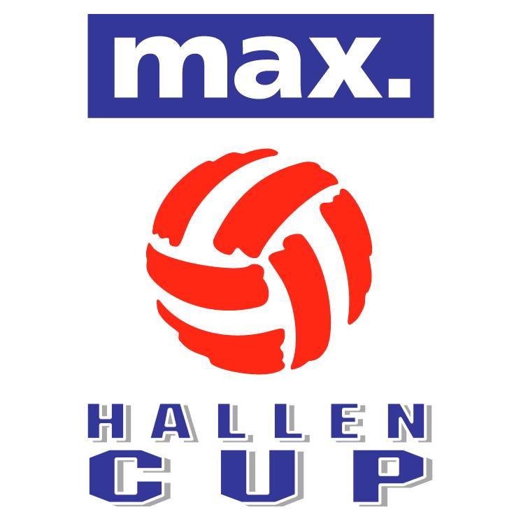 free vector Hallen cup