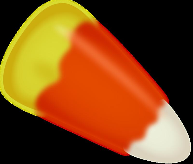 free vector Halloween Candy Corn