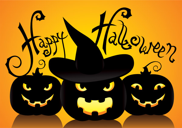 free vector Halloween clip art 5743
