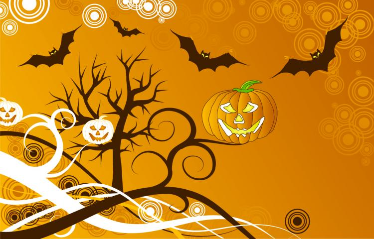free vector halloween clipart - photo #1