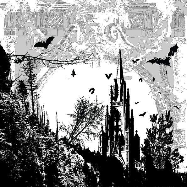 Halloween Clip Art Of Terror 98202 Free Eps Download 4