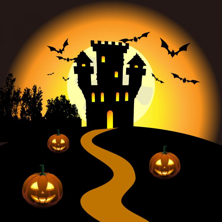 free vector halloween design elements vector - Halloween Design