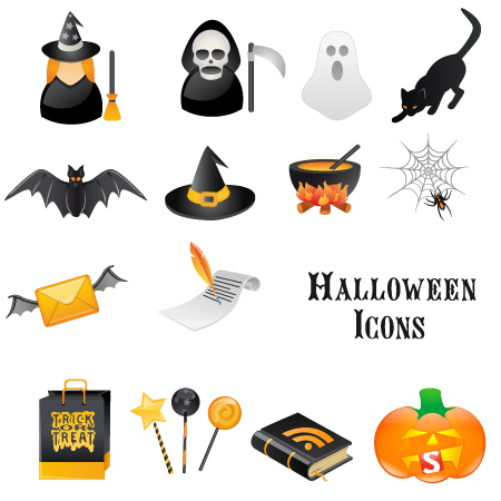 free vector Halloween Vector Graphics