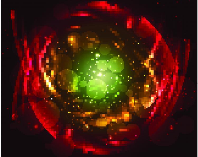 free vector Halo bright background 01 vector