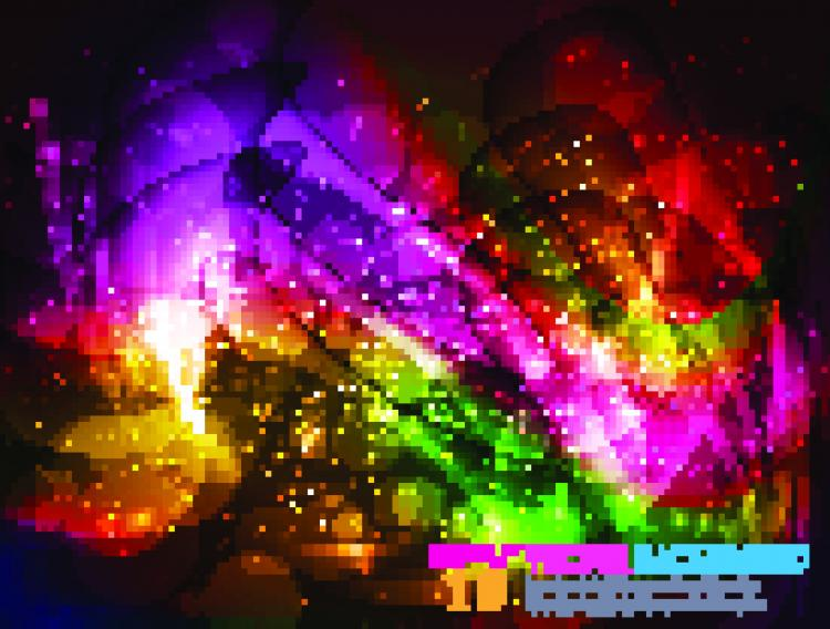 free vector Halo bright background 05 vector