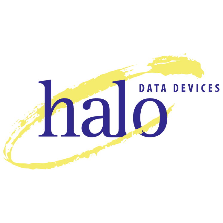 free vector Halo data devices 0