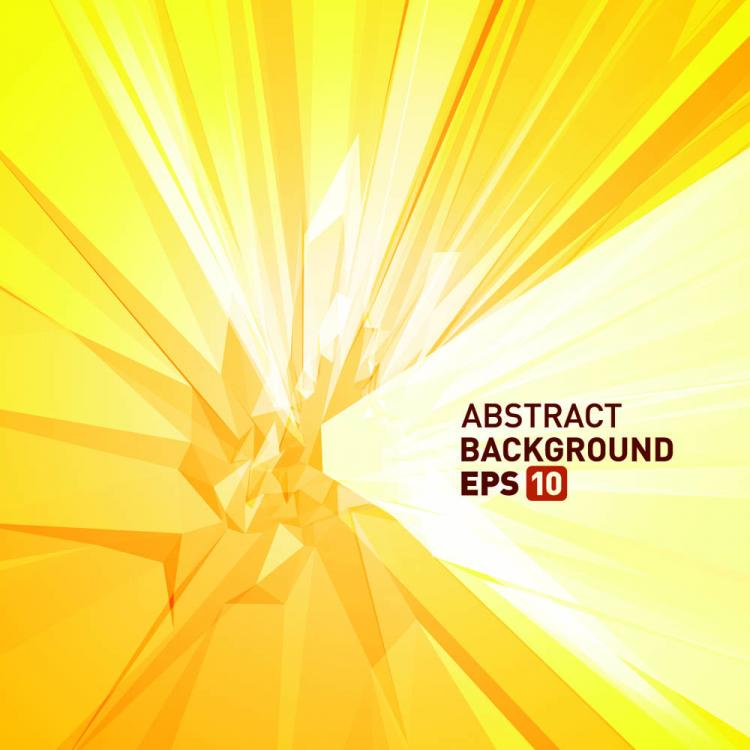 free vector Halo threedimensional abstract background 05 vector