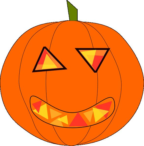 free vector Haloween Pumpkin clip art