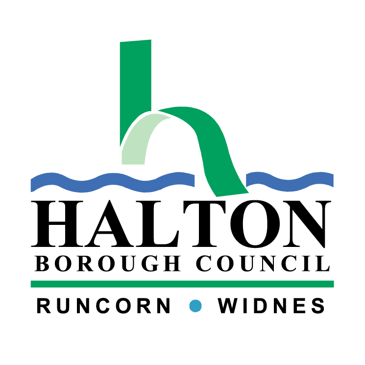 free vector Halton borough council