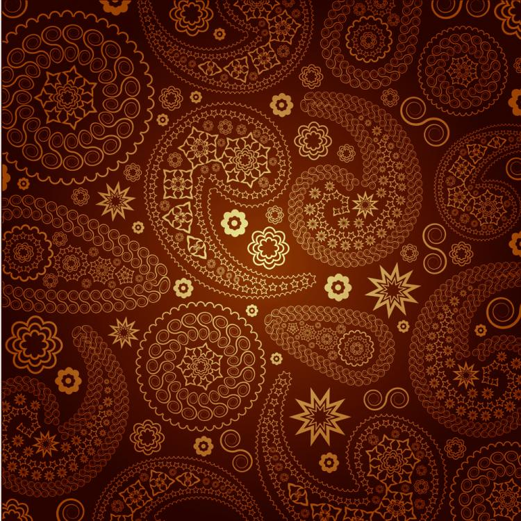free vector Ham fine grain pattern 01 vector