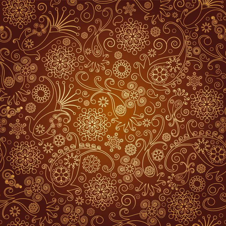 free vector Ham fine grain pattern 03 vector