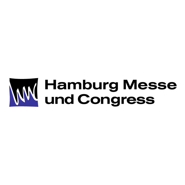 free vector Hamburg messe und congress 0