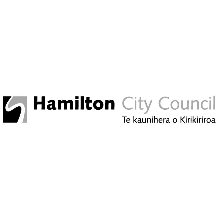 free vector Hamilton city council 0