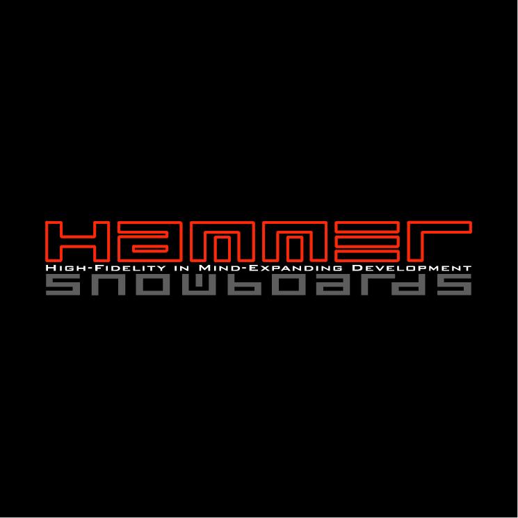 free vector Hammer 0